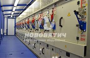 Production of electrical control products